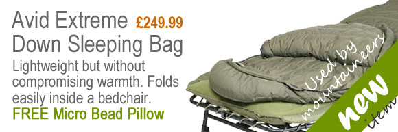 Avid Extreme Down Sleeping Bag