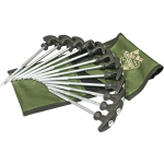 TB Super Strong Bivvy Peg Set - 10ins