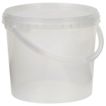 TB 5 Litre See-Through Bucket