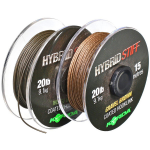 Korda Hybrid Stiff Coated Braid 20lb