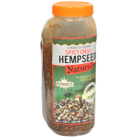 Dynamite Baits Frenzied Feeder Spicy Chilli Hempseed 2.5 Litre Jar
