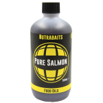 Nutrabaits Bulk Food Oils Pure Salmon Oil 500ml