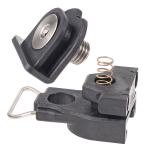 Delkim D-Lok Quick Release System Foot and Shoe