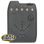 ATTs (Silent Head) Underlit Wheel 3 Rod Alarm Set with ATTx V2 Recei