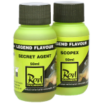 Rod Hutchinson Legend Liquid Flavour Range 50ml