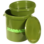 Starbaits 33 Litre Bucket with Removable Tray