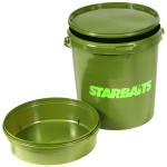 Starbaits 21 Litre Bucket with Removable Tray
