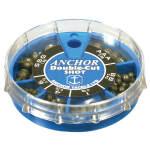 Anchor Double Cut Non Toxic 6 Division Shot Dispenser