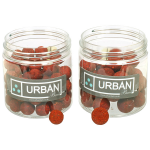 Urban Bait Red Spicy Fish Hardened Hook Baits