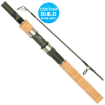 Free Spirit Hi-S'ive Carp Rod 13ft 3.5-5oz (50mm) - Full Cork Handle