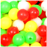Kiddy (UK) Ltd Plastic Beads - 8mm