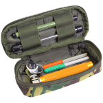 JAG Products Hook Sharpening / Lead / Bits Pouch - Camo