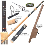 Special Offer - Tackle Box Darent Valley Carp Rod 12ft 3lb (50mm)