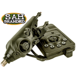 Special Offer - Set of 3 Nash Siren R3 Bite Alarms and Receiver with