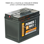 85 Amp/Hr Deep Cycle Leisure Battery