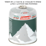 Coleman 500 LP Gas Cartridge (Self Sealing) - Pack of 6