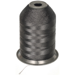 TB Black Rod Whipping Thread - 4oz Spool