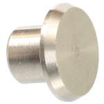Harrison Stainless Steel Butt Cap - 21mm Head