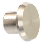 Harrison Stainless Steel Butt Cap 19mm Head