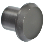 Delrin Butt Cap - 16mm Head