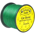 CatMaster Cat Braid 60lb 2000m