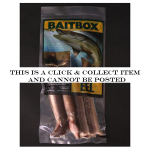 Bait Box 6ins-7ins Eel Sections