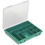 Lemco Medium 10 Compartment Space Saver Accessory Box