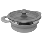 Kampa Collapsible Saucepan - 3ltr