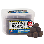 Dynamite Baits Marine Halibut Hook Pellets - 22mm