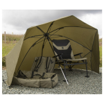 Korum 50ins Graphite Brolly Shelter