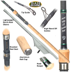 Tackle Box Darent Valley 13ft 2-Piece Specialist Float Rod