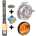 Combo Deal - TB Darent Valley 12ft 2-Piece Specialist Float Rod with