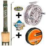 Combo Deal - TB Darent Valley 11ft (0.75lb) Specialist Rod with Cent