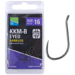 Preston Innovations KKM-B Barbless Hooks