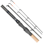 Free Spirit Hi-'S' 13ft 2-Piece Power Feeder Distance Rod - Cork Han