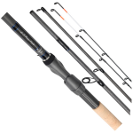 Free Spirit Hi-'S' 14ft 3-Piece Power Feeder Special Rod - Cork Hand