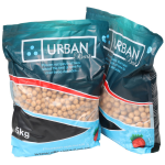 Urban Bait Strawberry Nutcracker Shelf Life Boilies 5kg