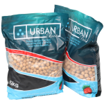 Urban Bait Strawberry Nutcracker Frozen Boilies 5kg