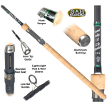 Tackle Box Darent Valley 11ft (1.25lb) Specialist Rod - Low Set Guides