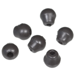 Nash Tungsten Tubing Beads 6mm