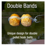 Enterprise Tackle Double Pellet Bait Bands