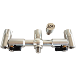 JAG Products 316 Range 2 Plus 1 - 180 Adjustable Front Buzzer Bar 7ins - 11.75ins