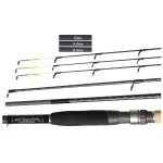 Free Spirit CTX 13ft 3-Piece Power Feeder Distance Rod (To Order)