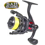 Pre Loaded DLT Bionic 3000 FD Reel