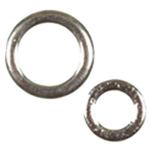 Clearance Deal - TB Solid Stainless Rig Rings