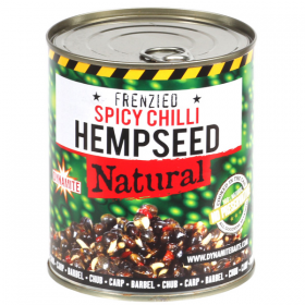 Dynamite Baits Frenzied Spicy Chilli Hempseed 700g Tin