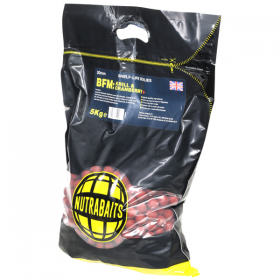 Nutrabaits Concept Ready Made Shelf Life Boilies 5kg