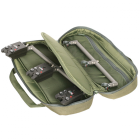JAG Products Buzzbar and Bankstick Bag - Open