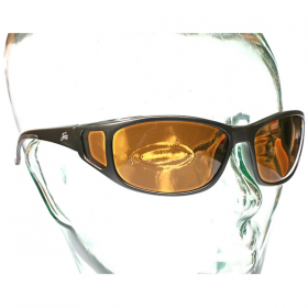 Fortis Wrapround Sunglasses - Brown lenses