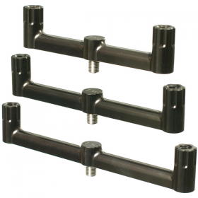 JAG Products Black 2-Rod Fixed Buzzbar - 7ins
